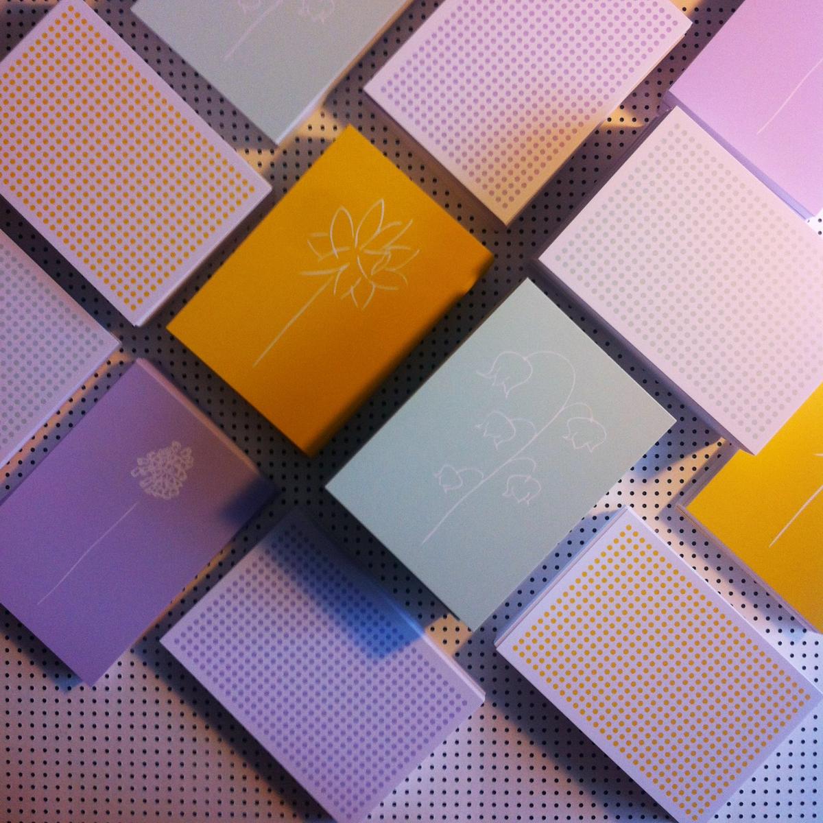 Collections-Spring-Postcard-Flower-Polkadot-Hamide-Design-Studio