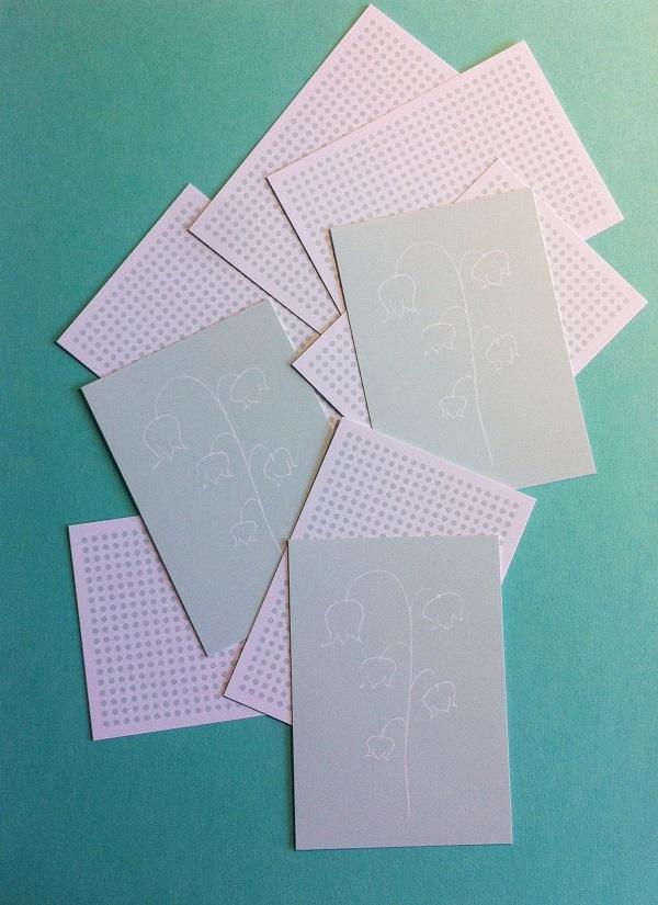 Collections-Spring-Postcard-Green-Flower-Polkadot-Hamide-Design-Studio