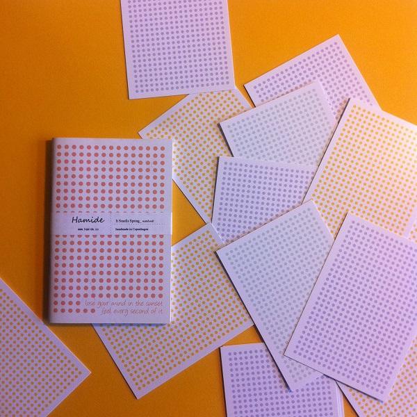 Collections-Spring-Postcard-Notebook-Hamide-Design-Studio