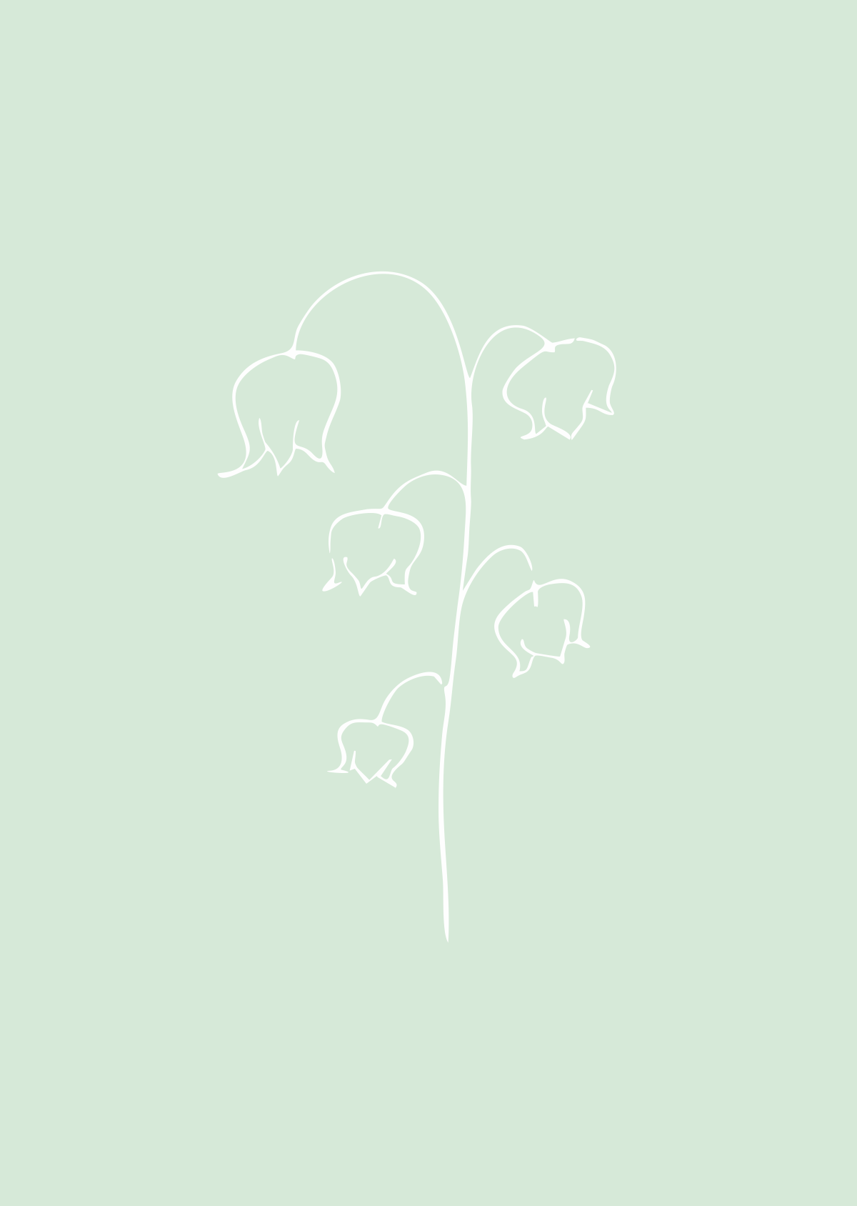 Collections-Spring-Print-Green-Flower-Hamide-Design-Studio