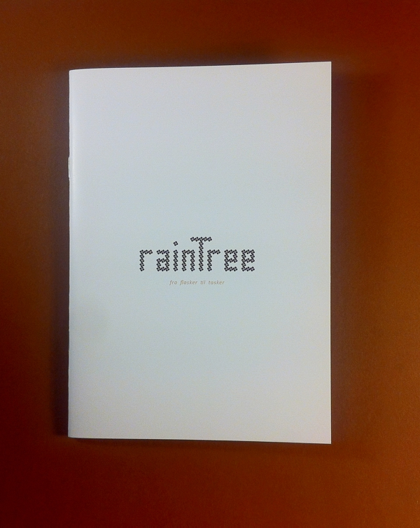 "Cover of ""RainTree"" catalog"