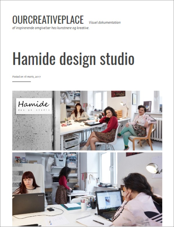 Press-Interview-Our-Creative-Place-March-2017-Hamide-Design-Studio