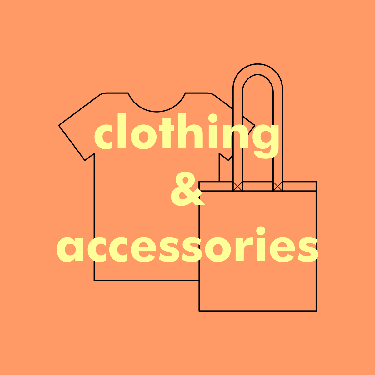 "Thumbnail for ""clothing & accessories"" shop page"